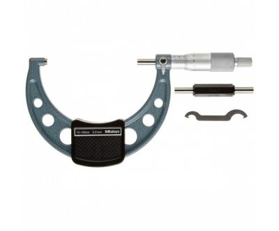 Panme đo ngoài cơ khí 103-140-10 (75-100mm/0.01mm)