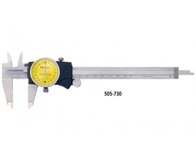 Thước cặp đồng hồ 505-730 (0-150mm/0.02mm)